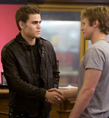 In the books Matt said to Stefan that to do Tryouts to be the new wide receiver of the football team