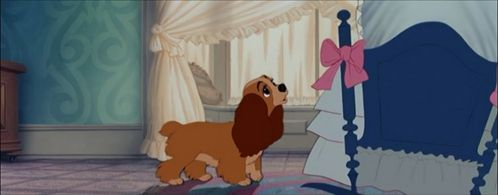 In Lady and the Tramp,did Jim Dear and Darling have a baby boy or baby girl?