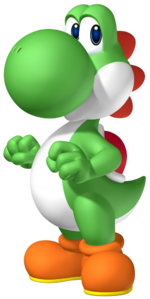 Yoshi's Character was created by....
