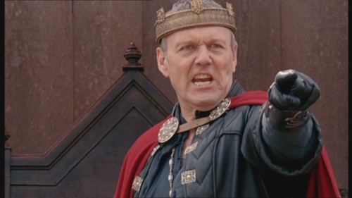 Why does Uther hate magic so much?