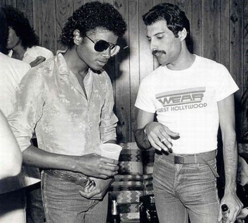 Which of these songs did Freddie record with Michael Jackson?