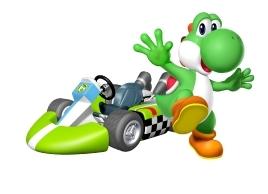 Mario Kart Wii - Yoshi is a/an...