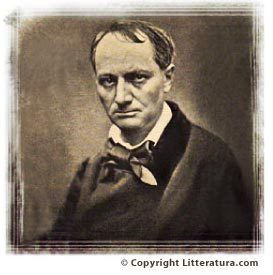 """Complete this Charles Baudelaire's poem : """"Evening ________"""""""