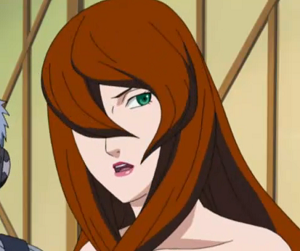What's her name? (From Naruto)