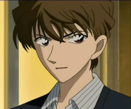 Where was Hakuba Saguru before he moved to Japan? - The