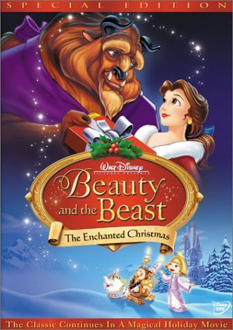 What year was the Beauty and the Beast: The Enchanted Christmas released?