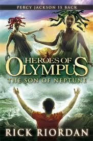 whats the book after Son of Neptune?