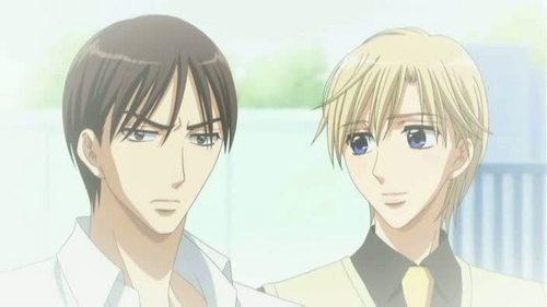 Seitokaichou ni Chuukoku: Akutsu's boyfriend's name is ?