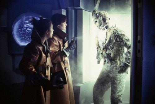 Jason X: What سال were Rowan and Jason awakened from their cryostasis?
