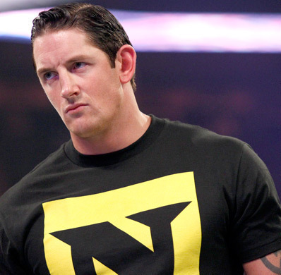 What Is Wade Barrett's Real Name?
