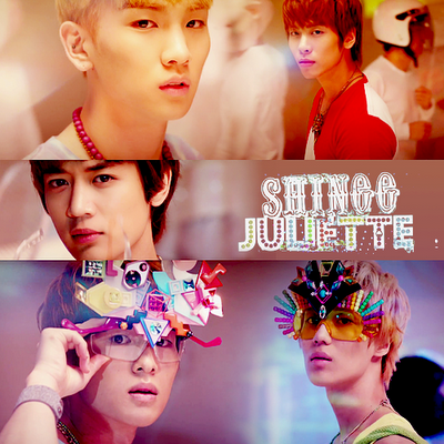 which member was got the first turn to sing in Juliette (Japan Version)