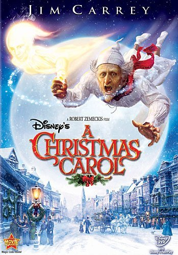 What year was Disney's A Christmas Carol released?