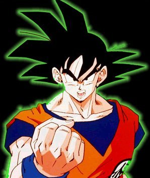 which goku is older