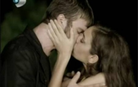 Cemre kissed Kuzey in?