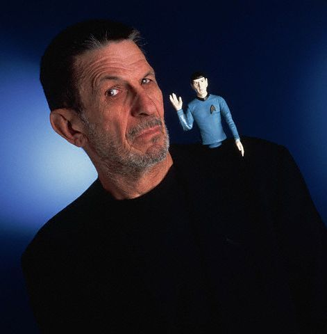 STAR TREK ACTORS: You Wont't Believe Their Age! - Leonard Nimoy (Current Year: 2011)
