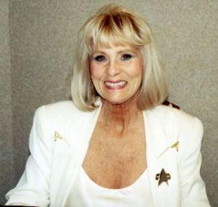 STAR TREK ACTORS: You Wont't Believe Their Age! - Grace Lee Whitney (aka Janice Rand)