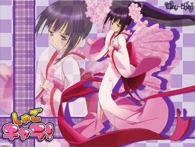 what do you call the first chara nari of nagihiko and temari?