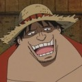 What is Fake Luffy's real name ?