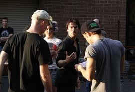 T/F excluding Paul, Ian is the only vd actor that appear in this picture?