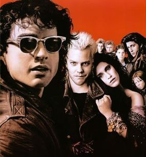 What year did the Lost Boys came out?