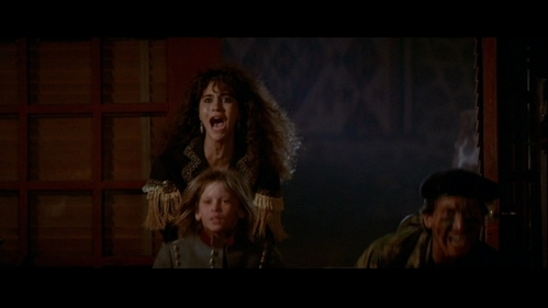 What is the name of the little half-vampire in the Lost Boys?