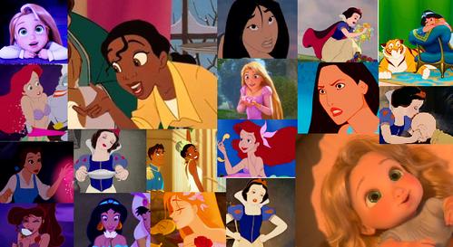 How many Rapunzel here?