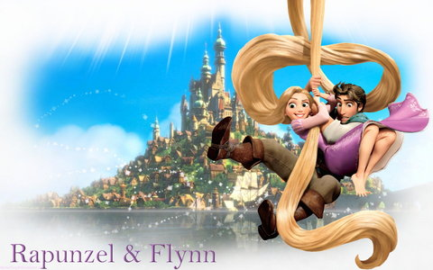 Rapunzel has got a 21,3 metres of hair, and she is 18. But this is kinda impossible, how long should your hair grow long to get to this?