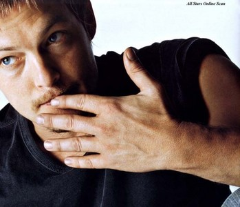 In that 年 born norman reedus?