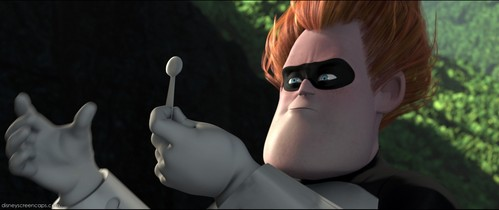 What is Syndrome's family name?