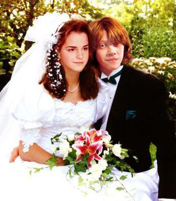 how many children do ron and hermione have?
