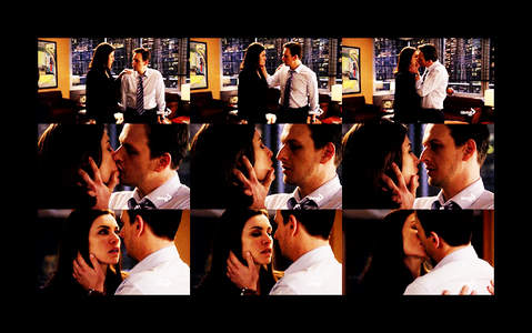 whats the name of the episode that will and alicia had their first kiss ? ;D