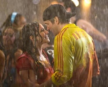 키스 in the rain