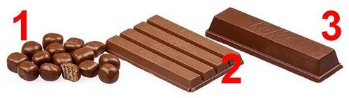 Which version of KitKat is number 3?