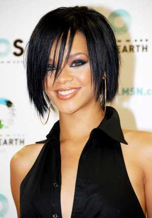 Rihanna's real hair colour is Black.
