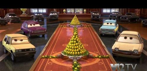 Looks amazing, but it seems Cars 2 contains ..