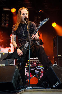 Alexi Laiho Images Icons Wallpapers And Photos On Fanpop