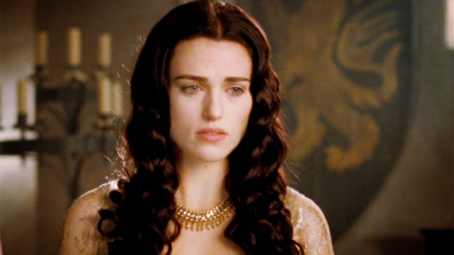 Who's Morgana's stepmother?