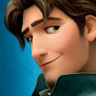 What is the FRIST thing Flynn says AFTER Rapunzel heals his hand?