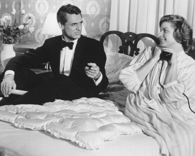 "Cary starred in ""Indiscreet"" with ?"