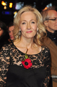 What is JK Rowling real name?