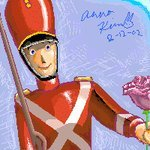The Steadfast Tin Soldier - How does the story end?