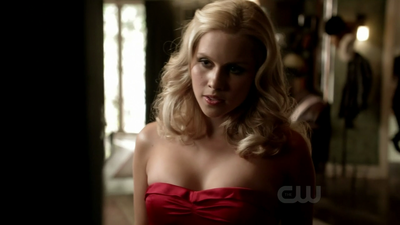 who was Rebekah's fecha from homecoming dance?