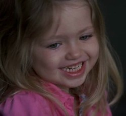 Who of this vampire diaries actor played the father of this cute baby girl in a tv show?