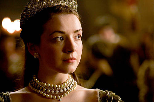 Where was Lady Mary's court?