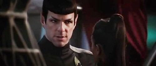Why Spock didn't assign Uhura to the Enterprise at first?