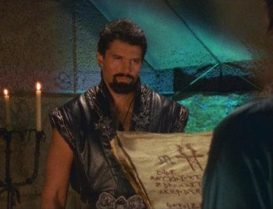 "In ""The Reckoning"", how many unsigned decrees did Xena find on Ares' table?"