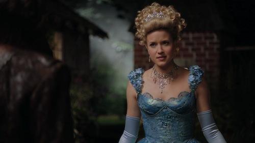 Cinderella: Glass? Rumpelstiltskin:Every Story Need's A..