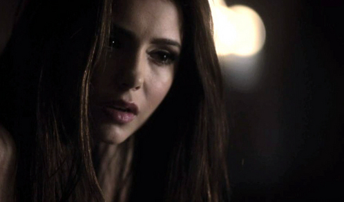 """""""But I do love you, Stefan. Even if you don't believe it.""""-""""You want me to believe you.Show me, prove to me there's something inside you that's actually worth trusting."""""""