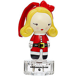 "Where is the Gwen Stefani's Christmas ""Jingle G"" fragrance exclusively available?"