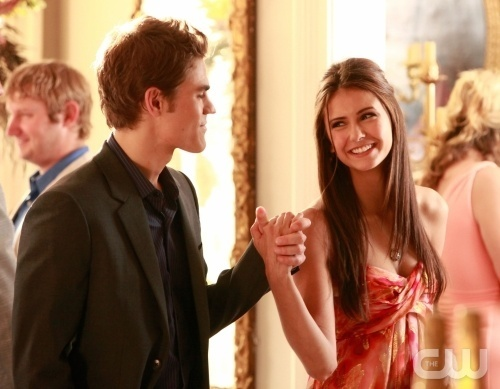 """You're the mystery gay. And with mystery comes secrets and _____"" What did Elena say?"